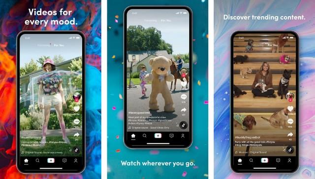 TikTok - Best Entertainment App