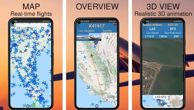 Air Traffic - Flight Tracker