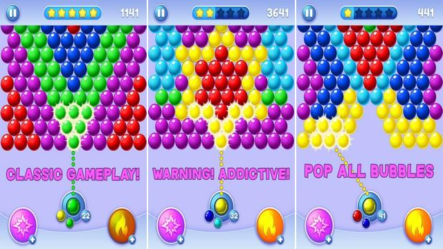Bubble Pop - Shoot Bubbles