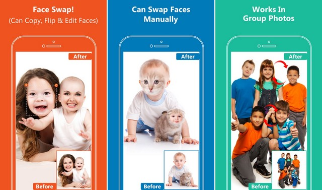 Face Swap App by Brain Craft