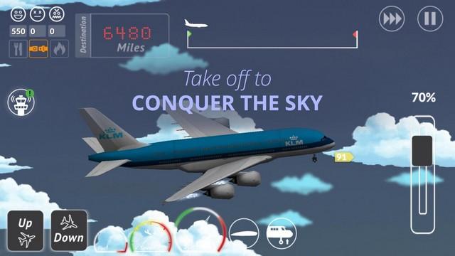 Flight Simulator Transporter