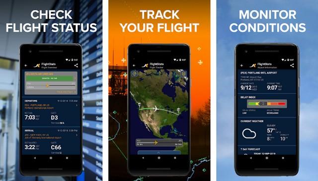 FlightStats - Best Flight Tracking App