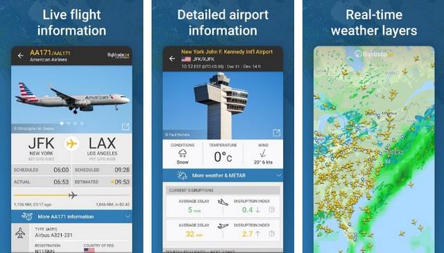Flightradar24 - Best Flight Tracking App