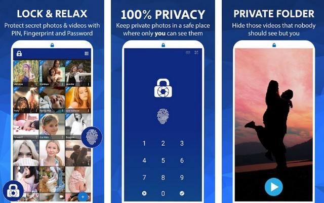 LockMyPix - Best App to Hide Photos