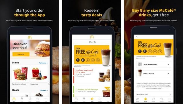 McDonald's - Best Fast Food Restaurant App