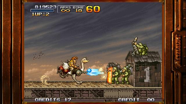 Metal Slug 3 - Retro Game for iPhone