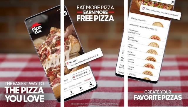 Pizza Hut - Best Fast Food Restaurant App