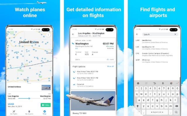 Planes Live - Best Flight Tracking App