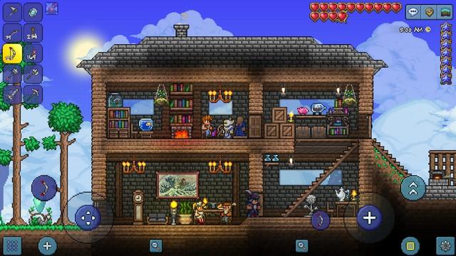Terraria - Best Game like Minecraft