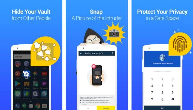 Vault - Best App to Hide Photos