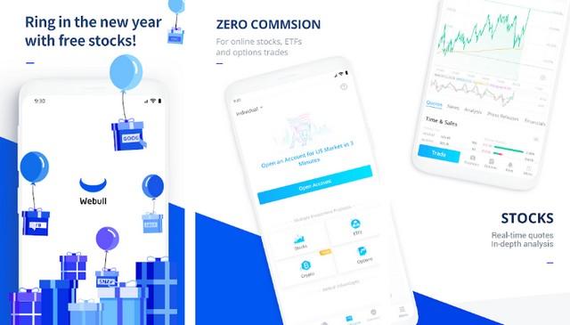 Webull - Best Investment App