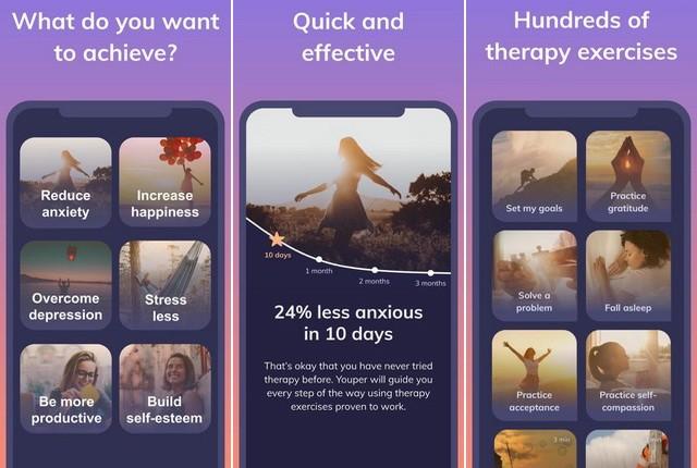Youper - Best Self-Care App
