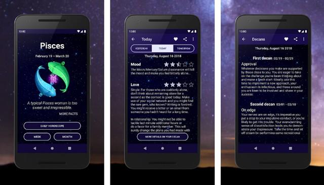 ADNFX Horoscope Apps