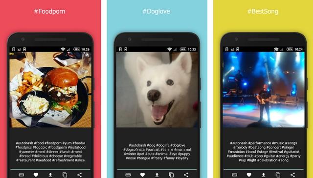AutoHash - Best Instagram Hashtag App
