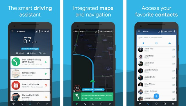AutoMate - Best Driving App