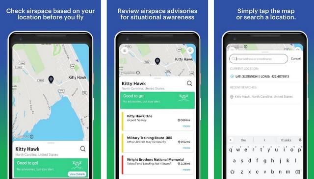 B4UFLY - Best Drone App