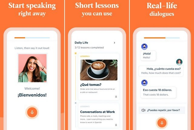 Babbel - English Learning App for iPhone