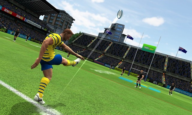 Best Rugby Games for iPhone and iPad