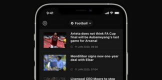 Best Sports Apps for iPhone and iPad