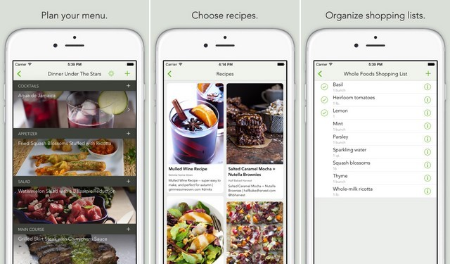 BigNight - Party Planner App for iPhone