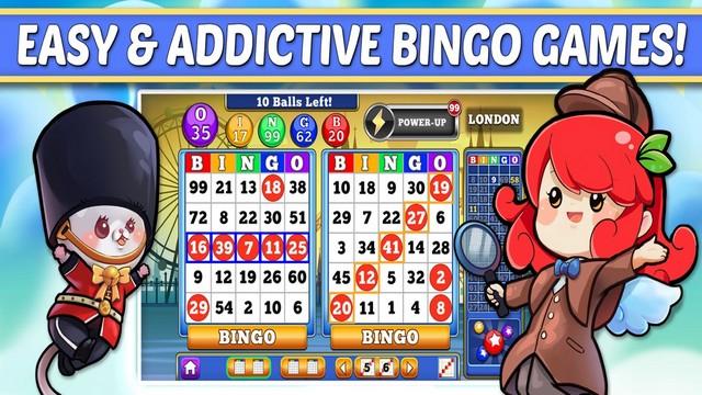 Bingo Heaven - Best Game for iPhone