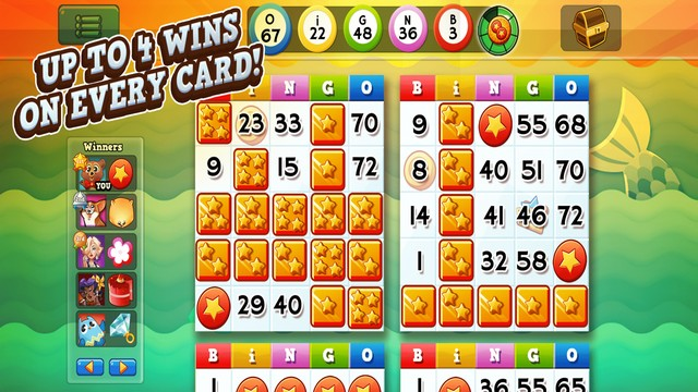 Bingo Pop - Best Bingo Game for iPhone