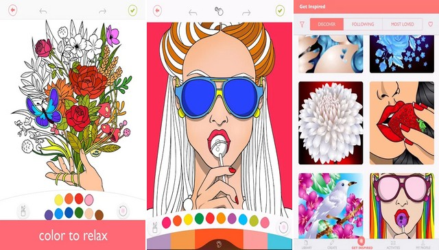 Colorfy - Best Adult Coloring Book App