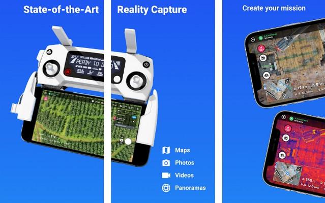 DroneDeploy - Best Drone App