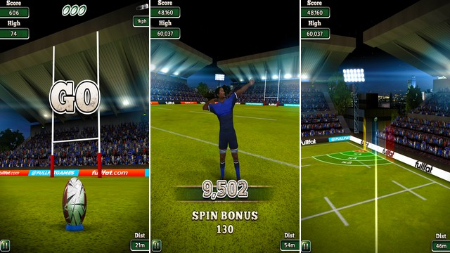 Flick Rugby - Best Rugby Game for iPhone