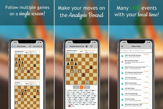 Follow Chess - Best Game for iPhone