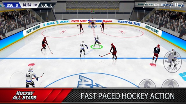 Hockey All Stars - Best Game for iPhone