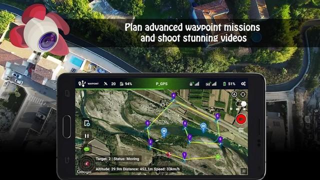 Litchi - Best Drone App