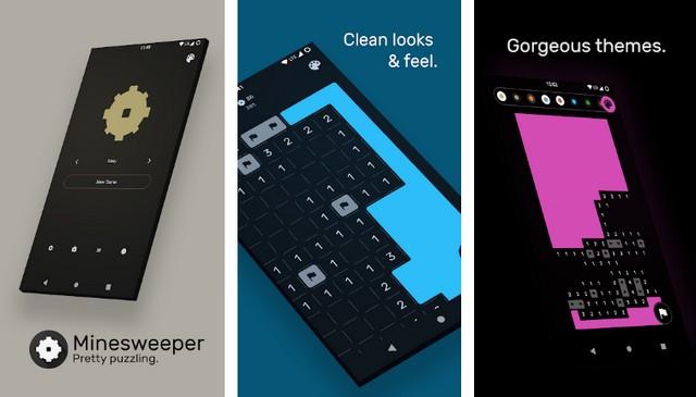 Minesweeper by Dustland Design