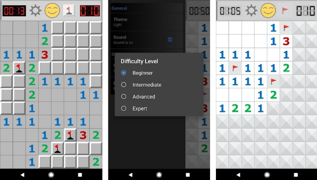 Minesweeper by Mindware Consulting