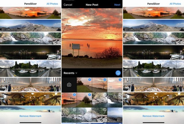 PanoSlicer - Best Panorama App for iPhone