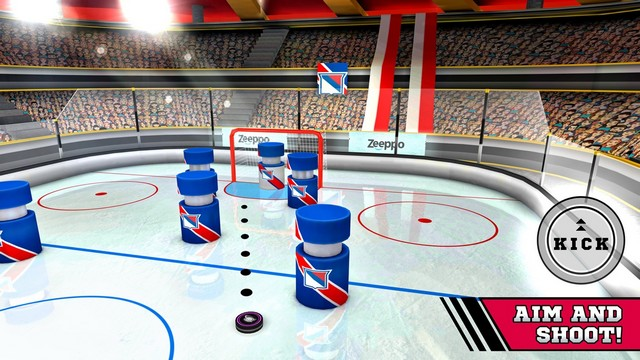 Pin Hockey - Best Game for iPhone