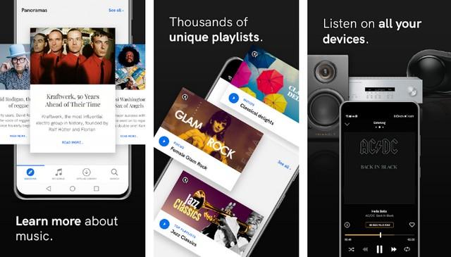 Qobuz - Best Google Play Music Alternative