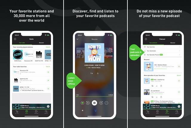 Radio.net - Best Radio App for iPhone