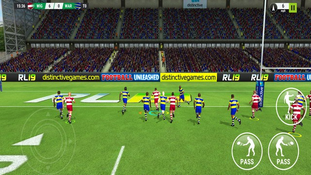 Rugby League 19 - Best Game for iPhone