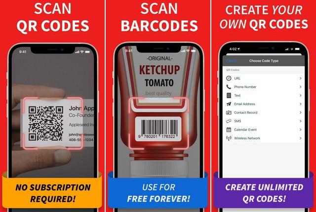ShopSavvy QR Code Reader