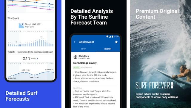 Surfline - Best Summer App