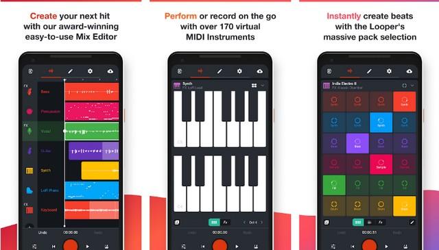 BandLab - Best Music Composer App