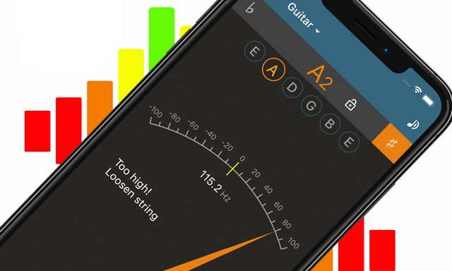 Best Guitar Tuner Apps for iPhone and iPad