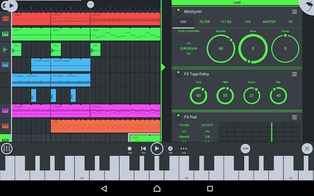 FL Studio Mobile - Best Music Composer App