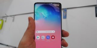 How to change vibration settings on the Samsung Galaxy S10