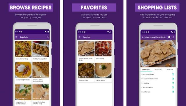Lazy Keto - Best Keto Diet App
