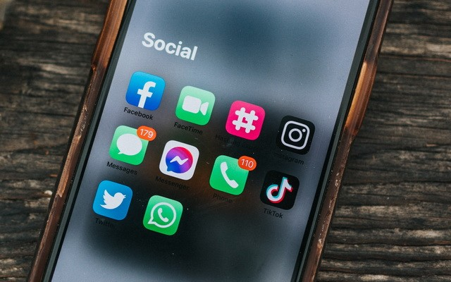 Limit your presence on Social Media