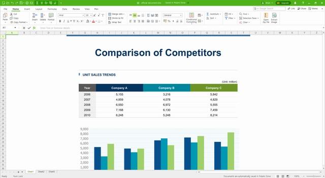 Polaris Office - Microsoft Office Alternative