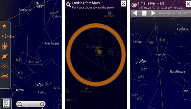 Sky Map - Best Augmented Reality App