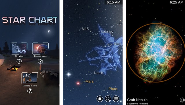 Star Chart - Best Augmented Reality App